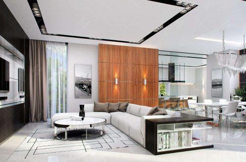 Идеи современного дизайна интерьера