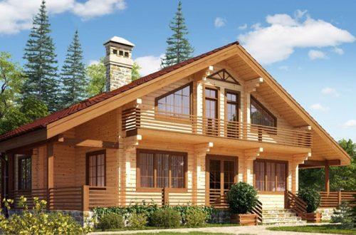 Строительство дома на заказ